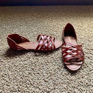 *3/$12* NWOT Francesca's sandals